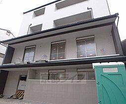 京都府京都市東山区東大路三条下る南西海子町の賃貸マンションの外観