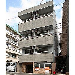 京都府京都市上京区山里町の賃貸マンションの外観