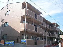 ベルコート弐番館[3階]の外観
