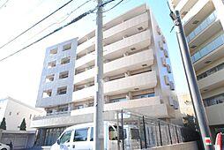 埼玉県川口市戸塚1丁目の賃貸マンションの外観