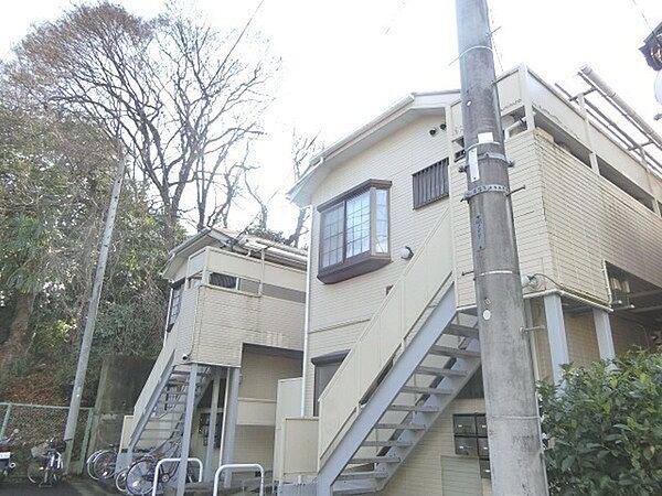 サンライズカネヨ氷川台A棟[102号室]の外観