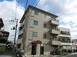 TOYOマンション[2階]の外観
