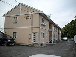 メゾントレビII[103号室]の外観
