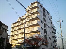 ライオンズマンション豊中上野東[8階]の外観