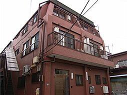 東京都板橋区向原3丁目の賃貸マンションの外観