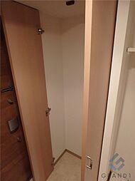 エステムコート梅田・天神橋リバーフロントの玄関収納