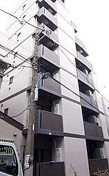東京都文京区白山3丁目の賃貸マンションの外観