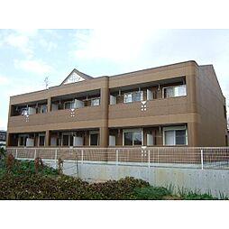 岐阜県羽島市江吉良町の賃貸アパートの外観