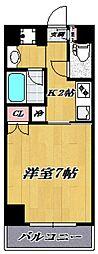 コーラル宮崎台[303号室号室]の間取り