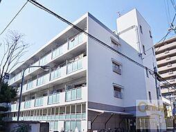万代ミユキマンション[4階]の外観