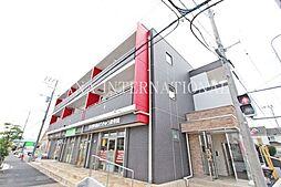 埼玉県吉川市美南4の賃貸マンションの外観