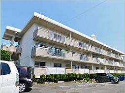 静岡県三島市谷田の賃貸マンションの外観