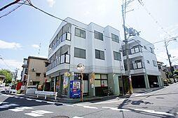 京都府向日市寺戸町北前田の賃貸マンションの外観