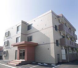 佐賀県佐賀市本庄町大字本庄の賃貸マンションの外観