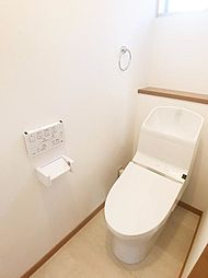 1階トイレ 新品交換済み