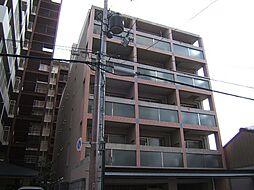 京都府京都市伏見区上油掛町の賃貸マンションの外観
