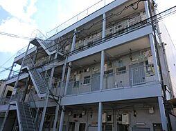 城山マンション[1階]の外観