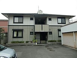 和歌山県和歌山市太田の賃貸アパートの外観