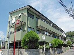 シンセリティー山崎[3階]の外観