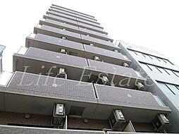 大阪府大阪市中央区瓦屋町2の賃貸マンションの外観