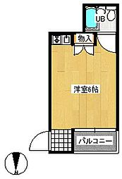 日邦ビル[3階]の間取り