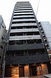 ファーストステージ江戸堀パークサイド[4階]の外観
