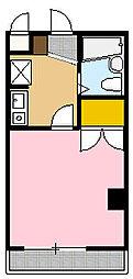 メゾン和田[506号室]の間取り