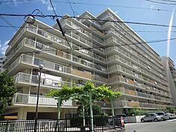 ユニライフ福島B棟[4階]の外観