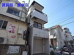 兵庫県神戸市垂水区五色山8丁目の賃貸マンションの外観
