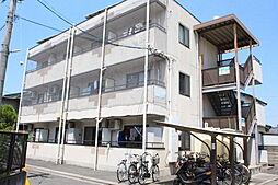 マンションさちえNo.3[1階]の外観
