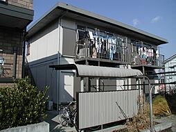 神奈川県横浜市緑区東本郷1丁目の賃貸アパートの外観