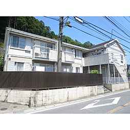 神奈川県鎌倉市今泉3丁目の賃貸アパートの外観