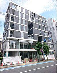 グランドソレイユTANASHI[6階]の外観