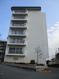大倉山パークハイツ[304号室]の外観