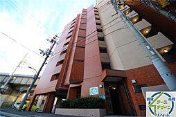 ライオンズマンション西明石[10階]の外観