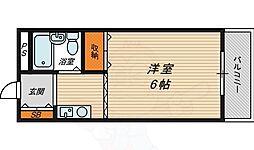 【敷金礼金0円!】大阪市営谷町線 野江内代駅 徒歩8分