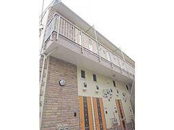 ユナイト武蔵小杉クリーブランド杜[2階]の外観