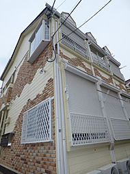 アンクファースト[2階]の外観