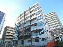千葉県流山市東初石6丁目の賃貸マンションの外観