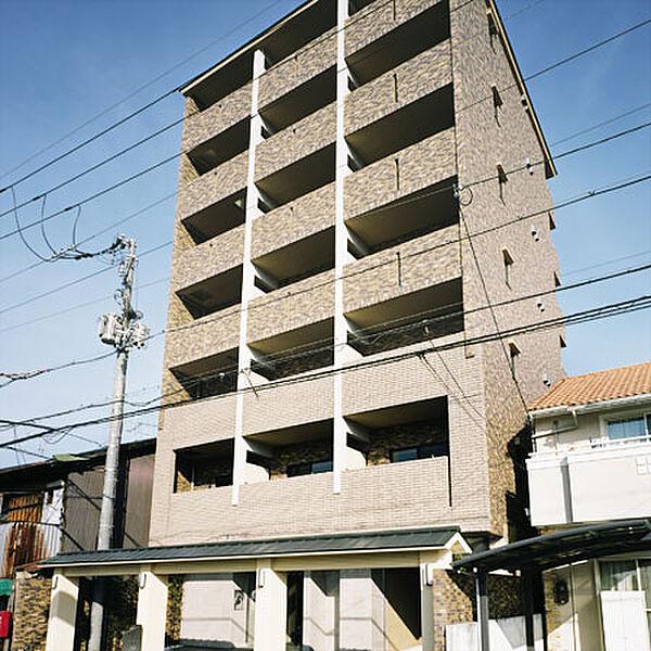 アスヴェル京都二条駅前II[205号室号室]の外観