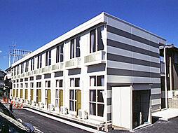 レオパレスハーモニー高石[205号室]の外観