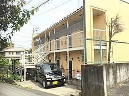 コート吉野[1階]の外観
