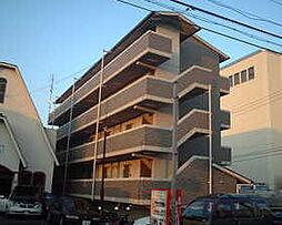 京都府京都市南区上鳥羽南塔ノ本町の賃貸マンションの外観