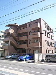 愛知県名古屋市千種区新池町2丁目の賃貸マンションの外観