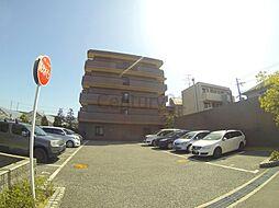 兵庫県西宮市上大市3丁目の賃貸マンションの外観