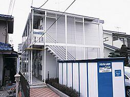 東京都八王子市堀之内3丁目の賃貸アパートの外観