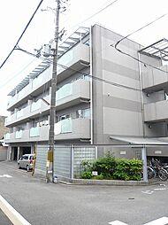 京都府京都市北区平野宮本町の賃貸マンションの外観