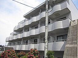 宮城県仙台市太白区向山4丁目の賃貸マンションの外観