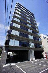 北海道札幌市中央区南十四条西11丁目の賃貸マンションの外観