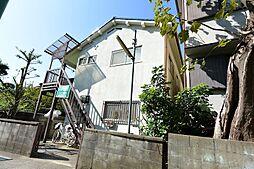 小松コーポ[202号室]の外観